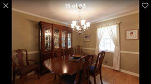 Dining Room Table, Chairs, and China cabinet for Sale in Lexington, KY