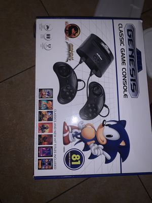 Genesis game includes everything for Sale in Hialeah, FL