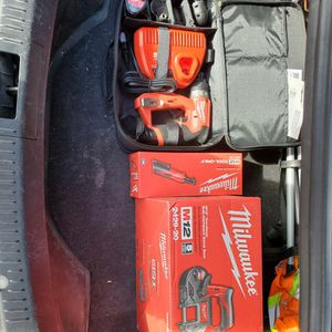 Milwaukee Power Tool Set for Sale in Las Vegas, NV