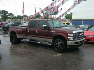 2008 f350 King Ranch for Sale in Orlando, FL