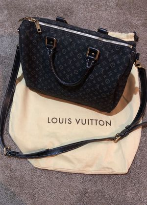 Limited edition (now discontinued) Louis Vuitton Speedy 30 Bandouliere in Idylle Monogram cloth fabric for Sale in Seattle, WA