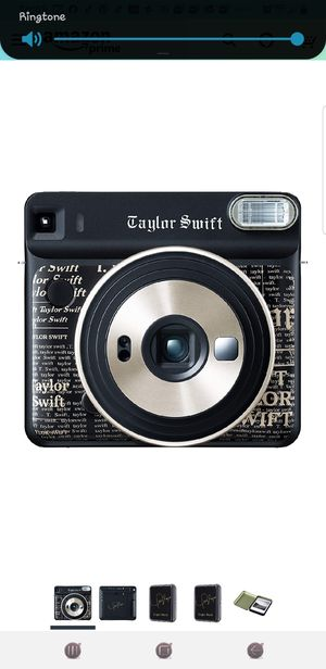 Polaroid Camera - Instax Square Taylor Swift edition for Sale in Salt Lake City, UT