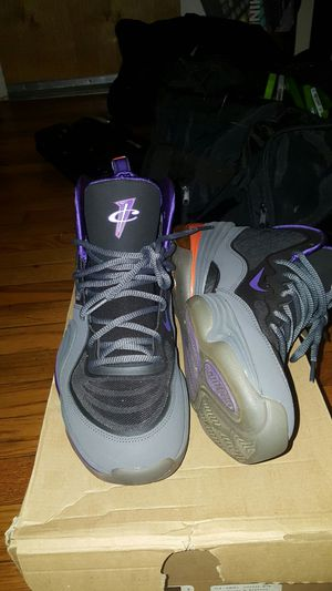 Nike Air Penny V size 11 worn once selling for $180.00 for Sale in Boston, MA