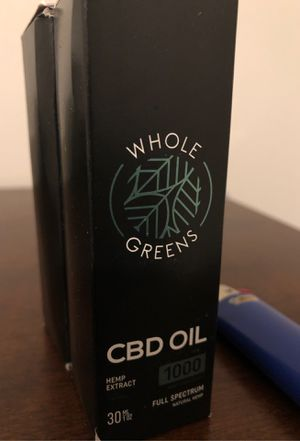 Whole Greens OIL for Sale in Coral Springs, FL