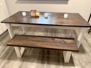 Farmhouse table for Sale in Sunrise, FL