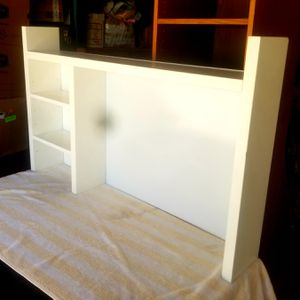 Hutch for IKEA desk for Sale in San Diego, CA