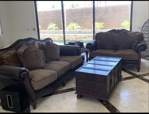 LIVING ROOM SET FOR SALE or BUY BY THE PIECE for Sale in La Quinta, CA