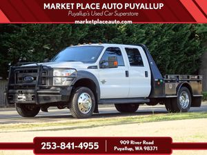 2015 Ford Super Duty F-450 DRW for Sale in Puyallup, WA