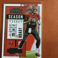 Tom Brady Base Card for Sale in Renton,  WA