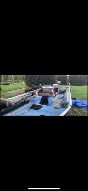 Jon boat for Sale in Euharlee, GA