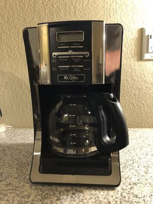 Mr Coffee 12 Cup Drip Coffee Maker for Sale in Louisville, CO