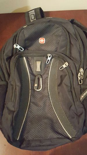 Swissgear laptop backpack scansmart for Sale in Orland Park, IL