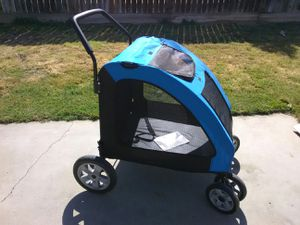 Big pet stroller for Sale in Clovis, CA