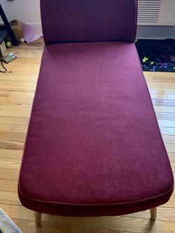 Burgundy Chaise For Sale! for Sale in Philadelphia,  PA