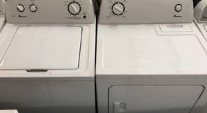 🚀🚀🚀Works Perfect Washer Electric Dryer Set Amana Delivery Available #1159🚀🚀🚀 for Sale in Lake Mary, FL