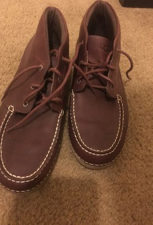 Ugg boots sz 11.5 worn once selling for at least 40 for Sale in Phoenix, AZ