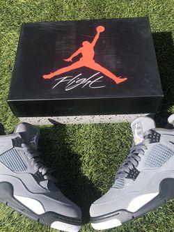 "Jordan 4 ""Cool Grey"" for Sale in Victorville,  CA"