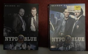 NYPD blue seasons 1-2 for Sale in Orlando, FL