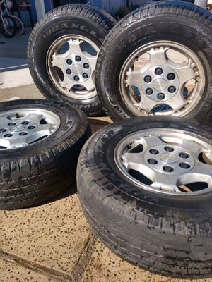 Chevy Rims for Sale in Moreno Valley, CA