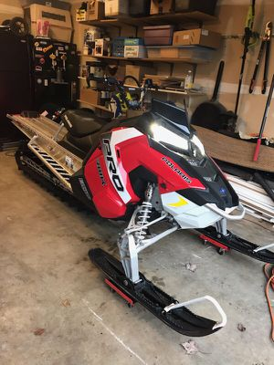 2017 Polaris PRO-RMK for Sale in Lake Stevens, WA