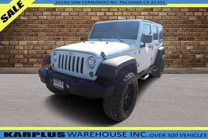 2018 Jeep Wrangler JK Unlimited for Sale in Van Nuys, CA