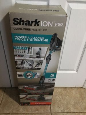New Shark Ion P60 Multi-FLEX Cordless Vacuum Model IF250 NOT REFURBISHED for Sale in Greensboro, NC