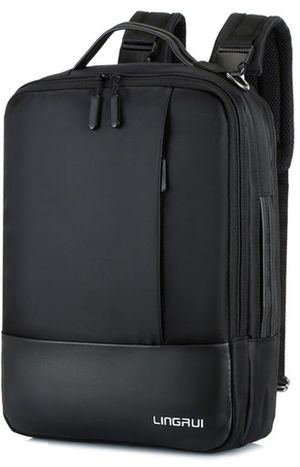 Mens Premium Anti-theft Laptop/backpack w/ USB Port for Sale in Riverview, FL