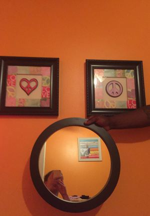 Mirror and picture frames for Sale in Smyrna, TN