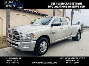 2010 Dodge Ram 3500 for Sale in Wasco, CA