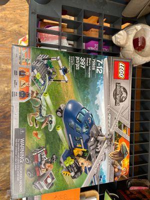 Jurassic Park Lego set for Sale in Bridgeport, CT