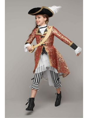 High Quality Girls Pirate Costume Size 14 for Sale in Mill Valley, CA