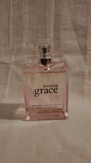 Amazing Grace Philosophy Perfume 1 fl oz for Sale in Hacienda Heights, CA