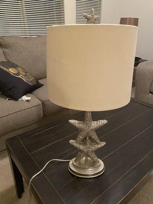 Antique metallic starfish lamp for Sale in Las Vegas, NV