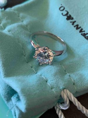New arrival! Tiffany ring for Sale in Los Angeles, CA