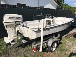 1972 16ft Starcraft boat for Sale in Miami, FL