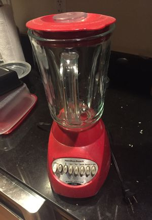 Hamilton Beach 12 Speed Blender for Sale in Washington, DC