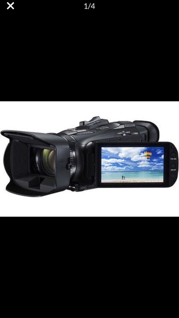 Canon Vixia HF Full HD Camcorder
