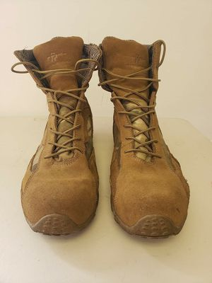 Men's Tactical Research Oil Resistant Slip Resistant Boots size 10.5 for Sale in Pasadena, TX