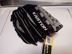 Easton Left-Handed 14 inch baseball glove...NEW for Sale in Holton, IN