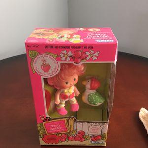 Doll Strawberry Shortcake Cherry Cuddler for Sale in Yorkville, IL