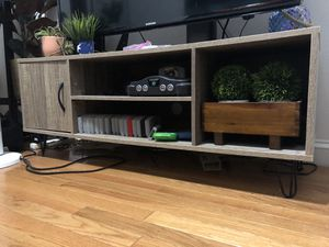 TV Stand / Media Console / Entertainment for Sale in Queens, NY
