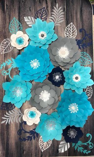 Paper flowers for Sale in Rolla, MO