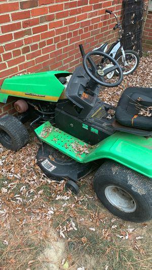 Statesman 12hp riding mower for Sale in Richmond, VA