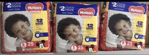 Size 5 Huggies Snug & Dry (3bags) for Sale in Cleveland, OH