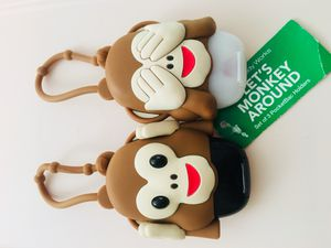 New! Bath & body works 💕super cute🙉LET'S MONKEY AROUND🙈 Pocketbac holder💕 $12 for both or $7 each for Sale in Chula Vista, CA