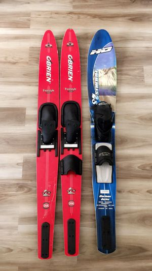 Water Skiis and Slalom for Sale in West Palm Beach, FL