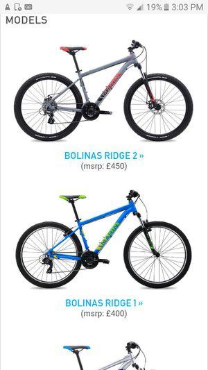 Brand New Marin Mountain Bike Make An Offer for Sale in Santa Monica, CA
