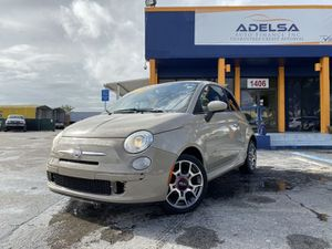 2012 FIAT 500 for Sale in Orlando, FL