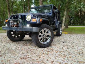 Jeep wrangler for Sale in DeBary, FL