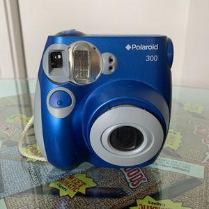Polaroid 300 3.2MP Digital Camera - Blue for Sale in Tempe, AZ